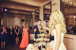 Фото 14 свадьба в Москве в оранжевом цвете | ведущая свадьбы - Катрин Моро