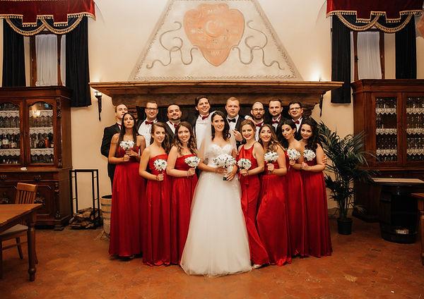Фото 105 Еврейская свадьба в Италии. Д и