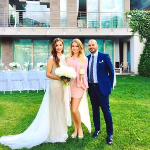 Фото 10 ведущая свадеб в италии - Катрин Моро