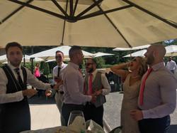 Фото 16 свадьба в Италии на вилле | Кристина и Кристиан | ведущая на итальянском языке - Катрин Моро