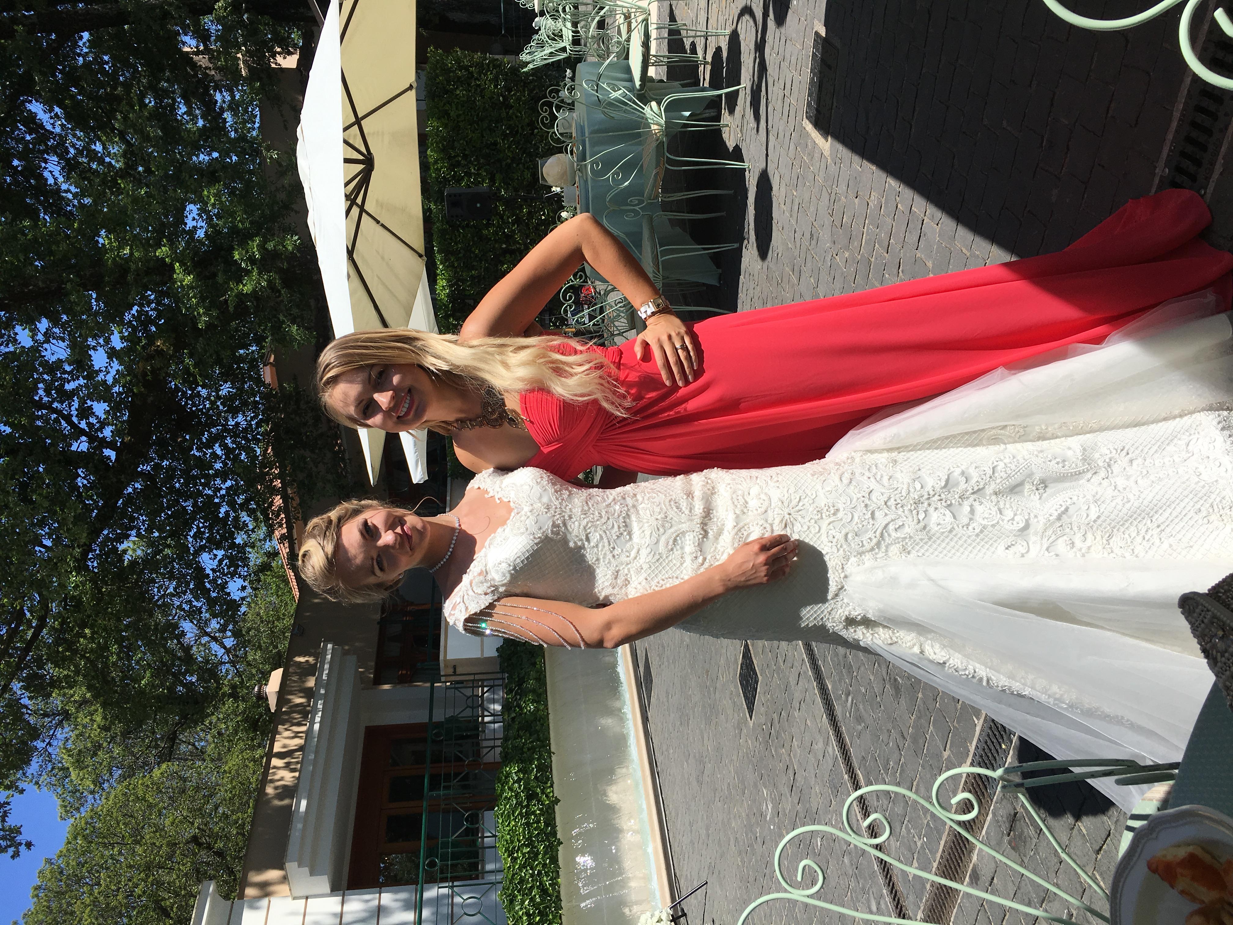 Фото 2 свадьба в Италии на вилле | Кристина и Кристиан | ведущая на итальянском языке - Катрин Моро