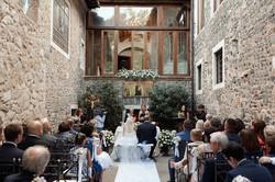 Фото 10 свадьба в замке в Италии | Виктория и Дастин | ведущая свадьбы на английском и итальянском я