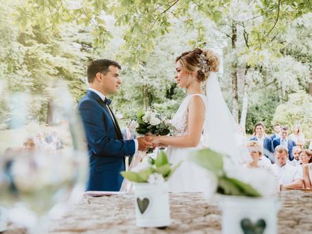 Трогательная свадьба Irina & Pier на севере Италии, г. Тренто