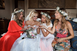 Фото 2 свадьба в замке в Италии | Виктория и Дастин | ведущая свадьбы на английском и итальянском яз