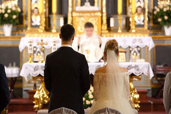 Фото5 католическое венчание в Италии. Са