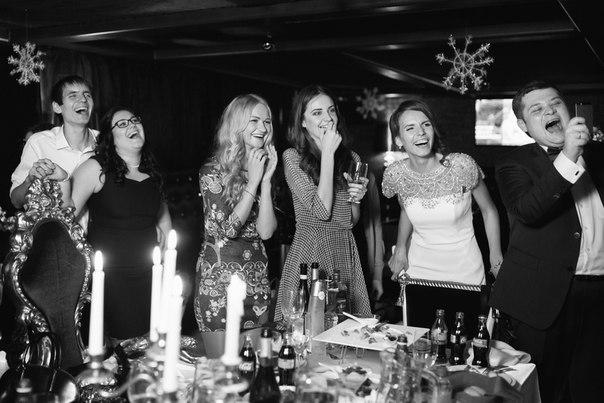 Фото 4 зимняя свадьба в Москве | ведущая свадьбы на английском языке - Катрин Моро