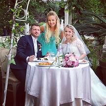 Фото 7 отзыв о ведущей свадеб в Италии К