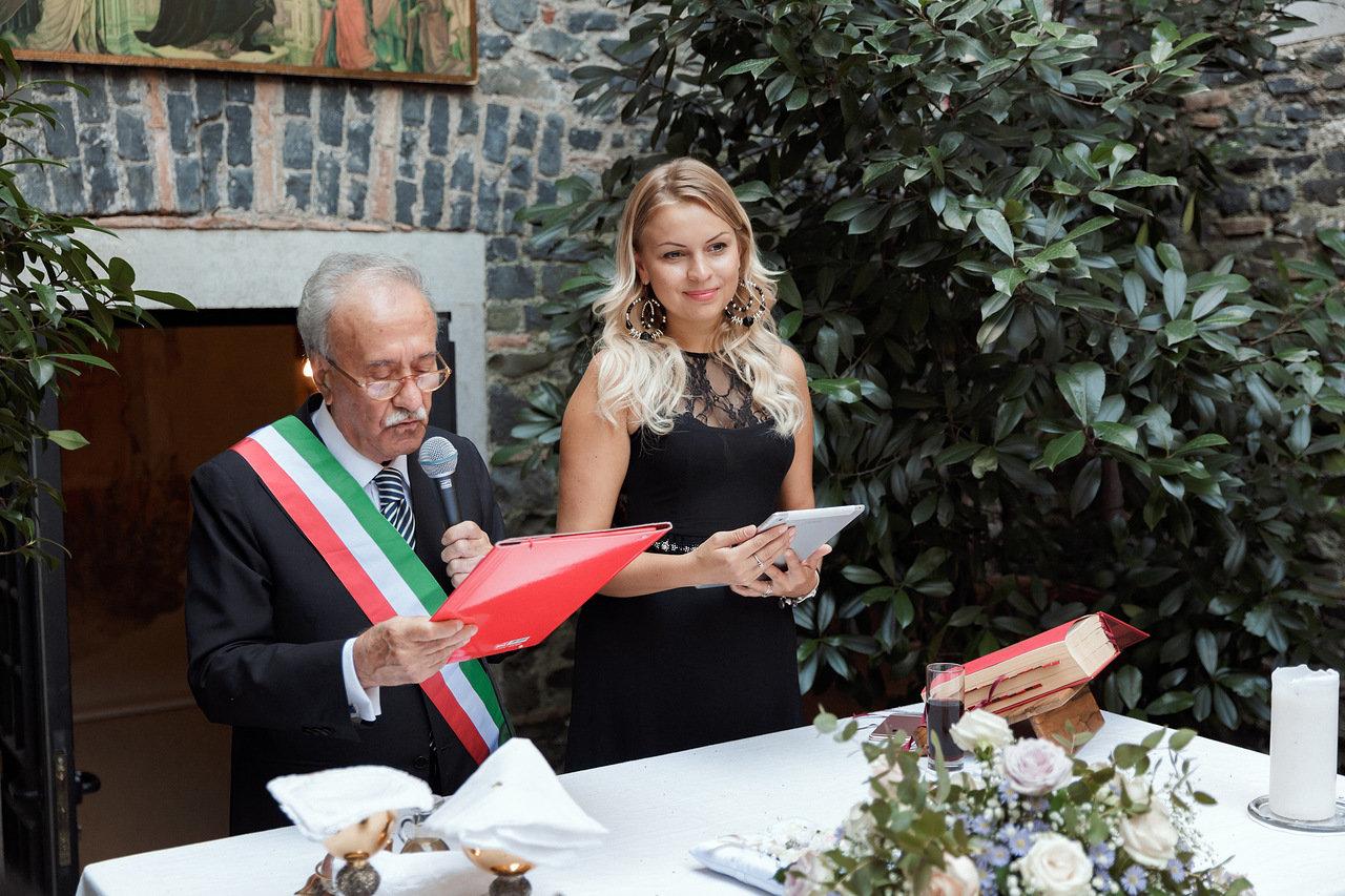 Фото 13 свадьба в замке в Италии | Виктория и Дастин | ведущая свадьбы на английском и итальянском я