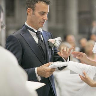 Фото 3 католическое - православное венчание в Италии