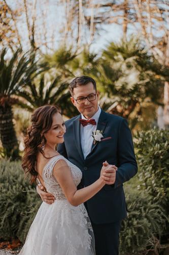 Фото 9 свадьба в Италии Елены и Владимира -