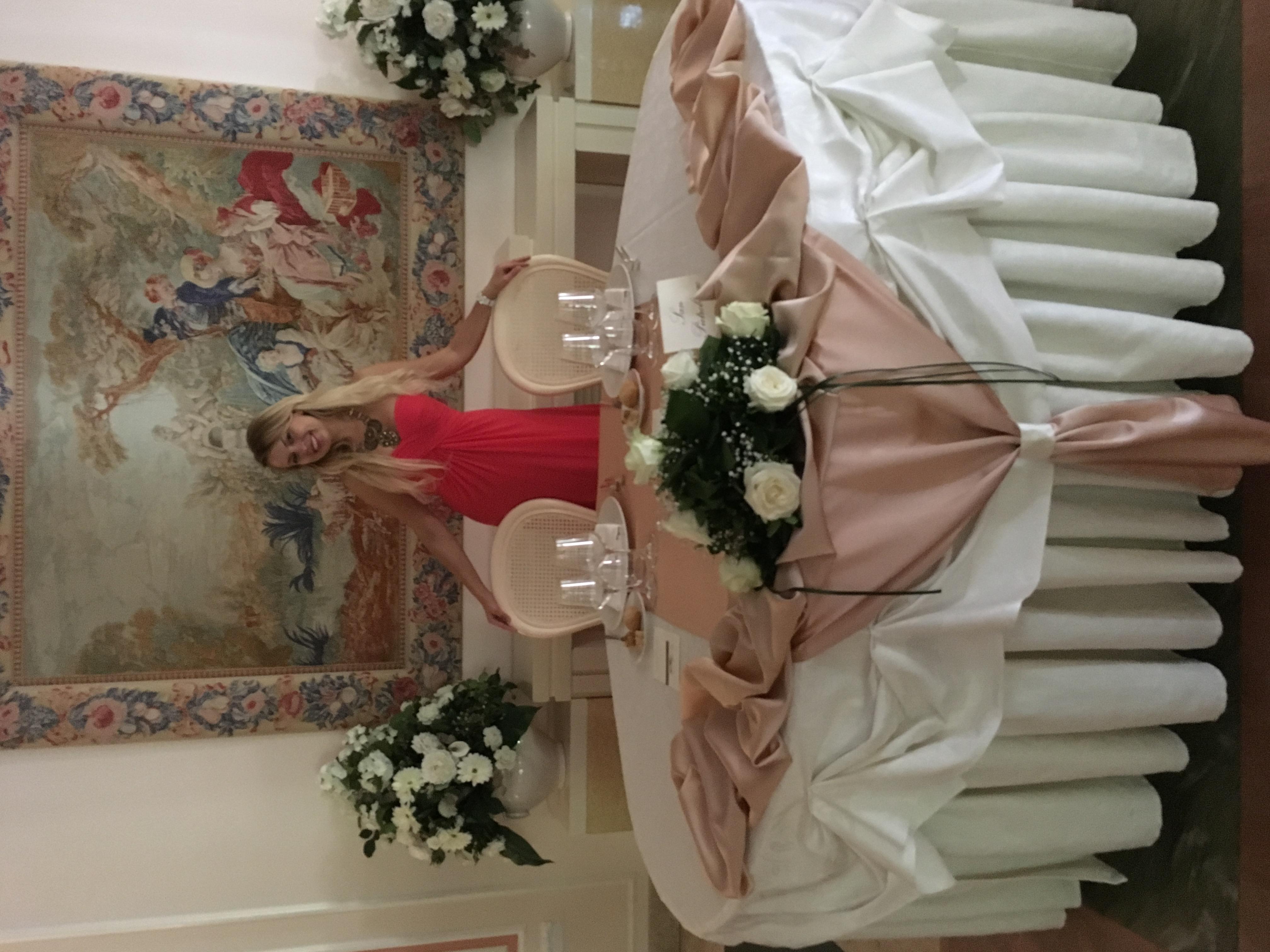 Фото 14 свадьба в Италии на вилле | Кристина и Кристиан | ведущая на итальянском языке - Катрин Моро