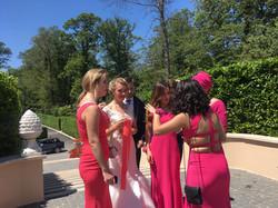 Фото 15 свадьба в Италии на вилле | Кристина и Кристиан | ведущая на итальянском языке - Катрин Моро