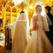 Фото 1 православное венчание в Риме