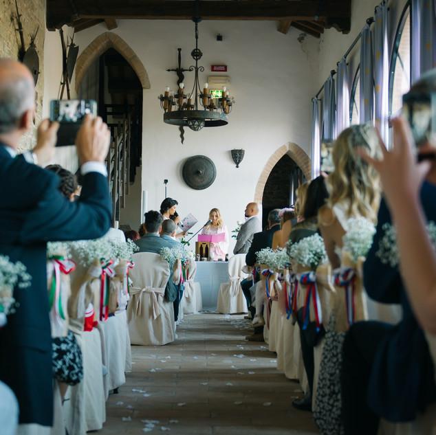 Фото 2 символическая свадьба в Италии. Сайт Katrin Moro Weddings