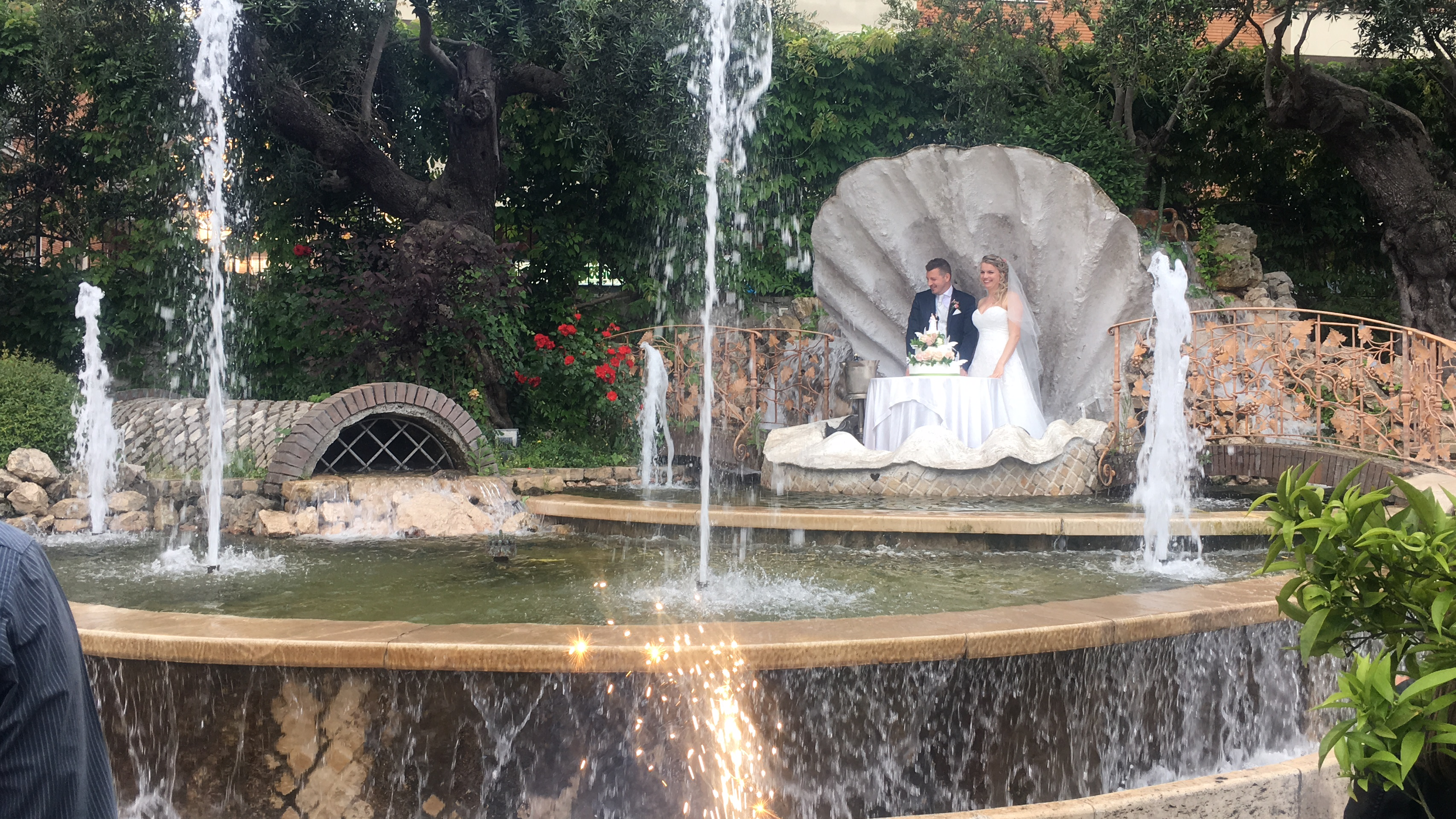 Фото 1 свадьба в Риме | Лидия и Оттавио | ведущая в Италии - Катрин Моро