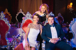 Фото 1 зимняя свадьба в Москве | ведущая свадьбы на английском языке - Катрин Моро