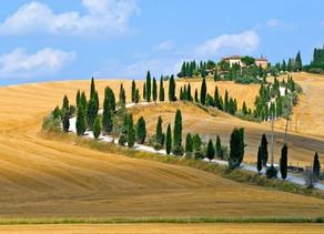 5 преимуществ свадьбы в Тоскане
