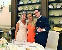 Фото 4 отзыв о ведущей свадеб в Италии -