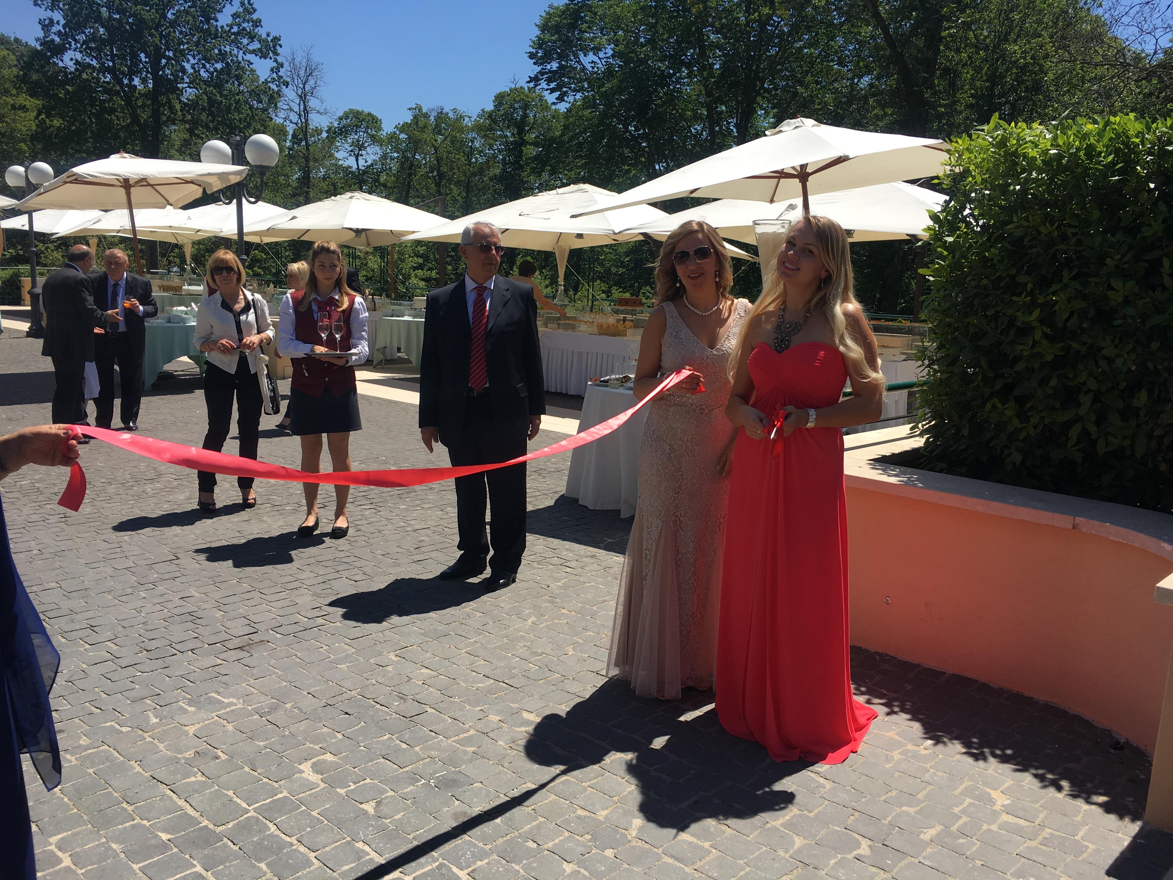 Фото 5 свадьба в Италии на вилле | Кристина и Кристиан | ведущая на итальянском языке - Катрин Моро