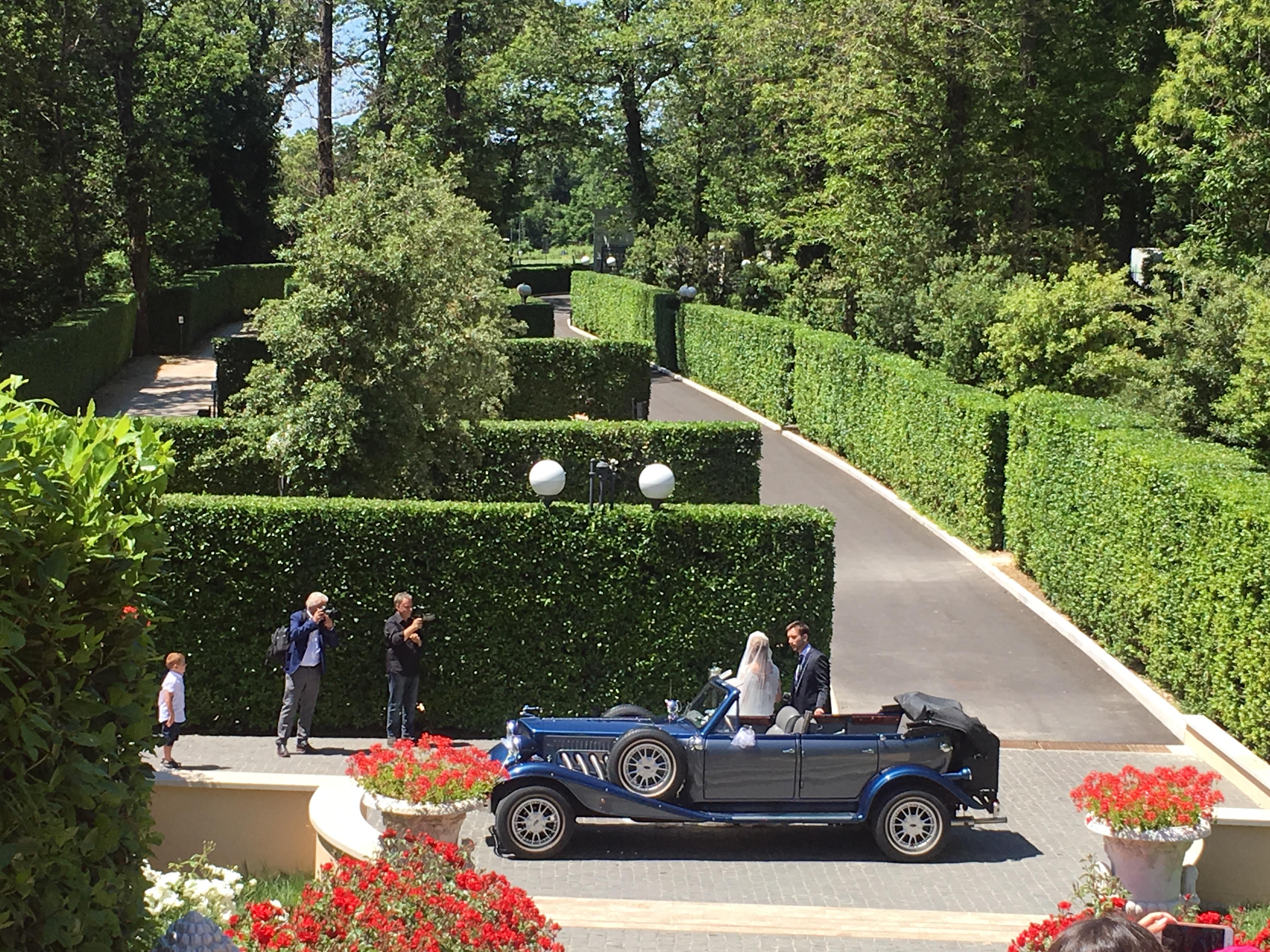 Фото 13 свадьба в Италии на вилле | Кристина и Кристиан | ведущая на итальянском языке - Катрин Моро