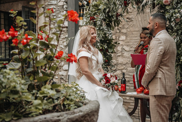 Фото 10 свадьба в Италии. Агата и Олег.  Katrin Moro Weddings