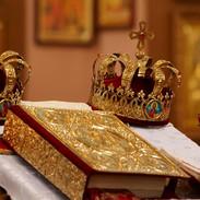 Фото 3 православное венчание в Риме
