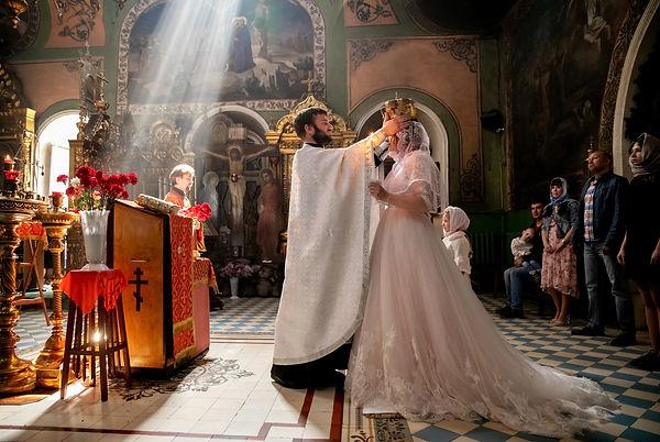 Фото 4 православное венчание в Риме