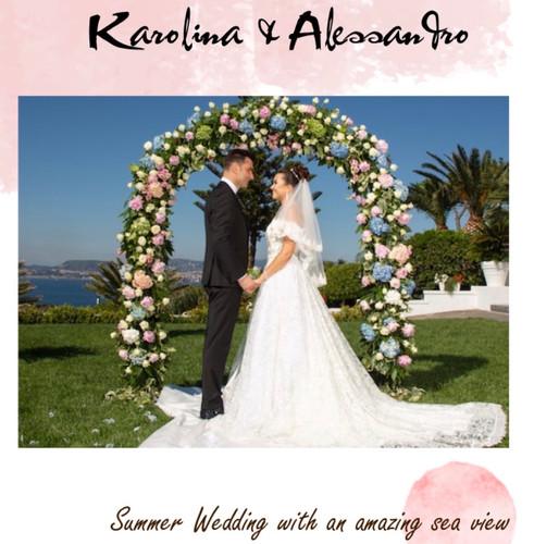 Фото 7 Свадьба в Италии. K&A. Katrin Moro Weddings