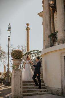 Фото 8 свадьба в Италии Елены и Владимира -