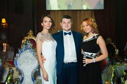 Фото 3 зимняя свадьба в Москве | ведущая свадьбы на английском языке - Катрин Моро