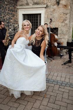 Фото 7 свадьба в замке в Италии | Виктория и Дастин | ведущая свадьбы на английском и итальянском яз