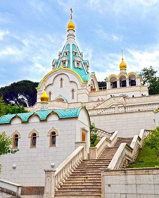 Венчание в православном храме в Италии
