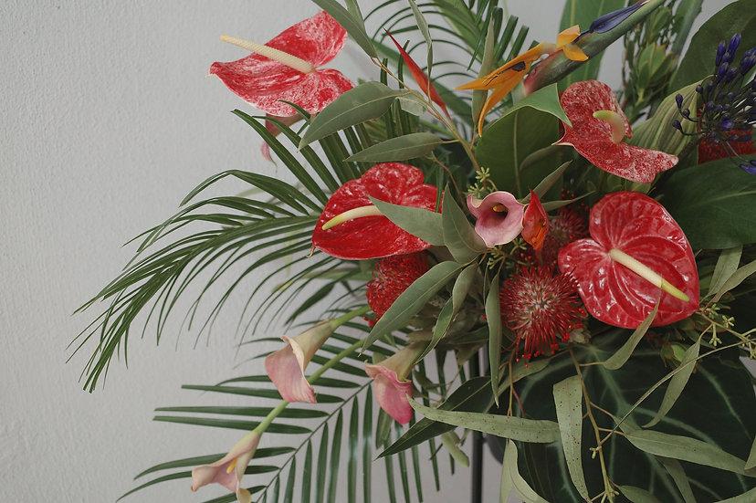 Stand FlowerArrangement