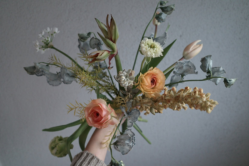Monthly Bouquet(※定期便 月2回のお届け)