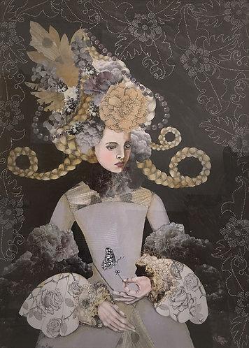 Lady Isabella | Original Paintig