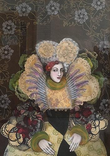 Madame Quill | Original Painting