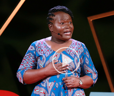 "Queen Dube TEDMED talk ""How a neonatal health innovator saves lives in Malawi"""