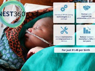NEST360° is finalist for $100 million MacArthur grant