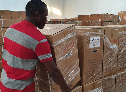 HATCH TECHNOLOGIES NAVIGATES UNPRECEDENTED SUPPLY CHAIN CHALLENGES FOR COVID-19 RESPONSE IN AFRICA