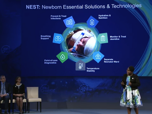 NEST 360° at the 100 & Change Finals
