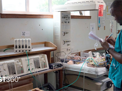 NEST360° improves COVID-19 readiness in provision of neonatal care in Malawi