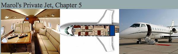 Marol's Private Jet