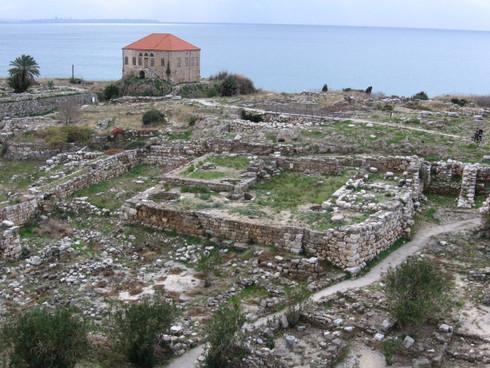 Gubla, Ancient Byblos: Inconvenient Goddess, Ch 5