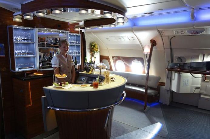Airbus Lounge