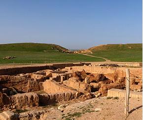 Ishtar's Ebla Temple