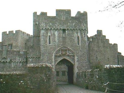Hearst's English Castle