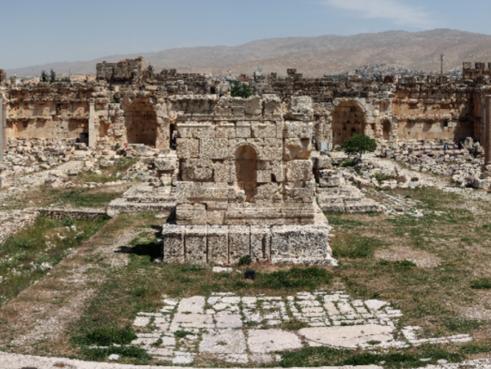 Ancient Baalbek