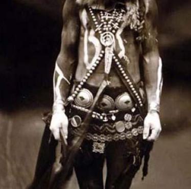 Navajo Shape-Shifters: Yéiitsoh Omen, Ch2