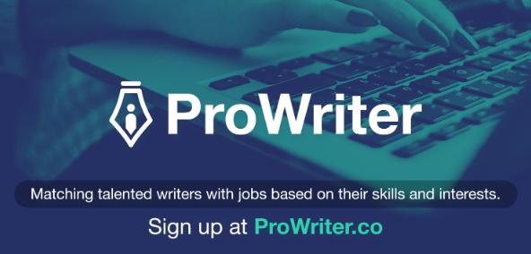 Prowriter Logo