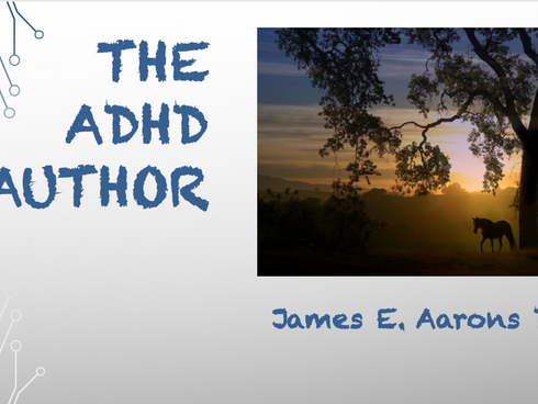 The ADHD Author